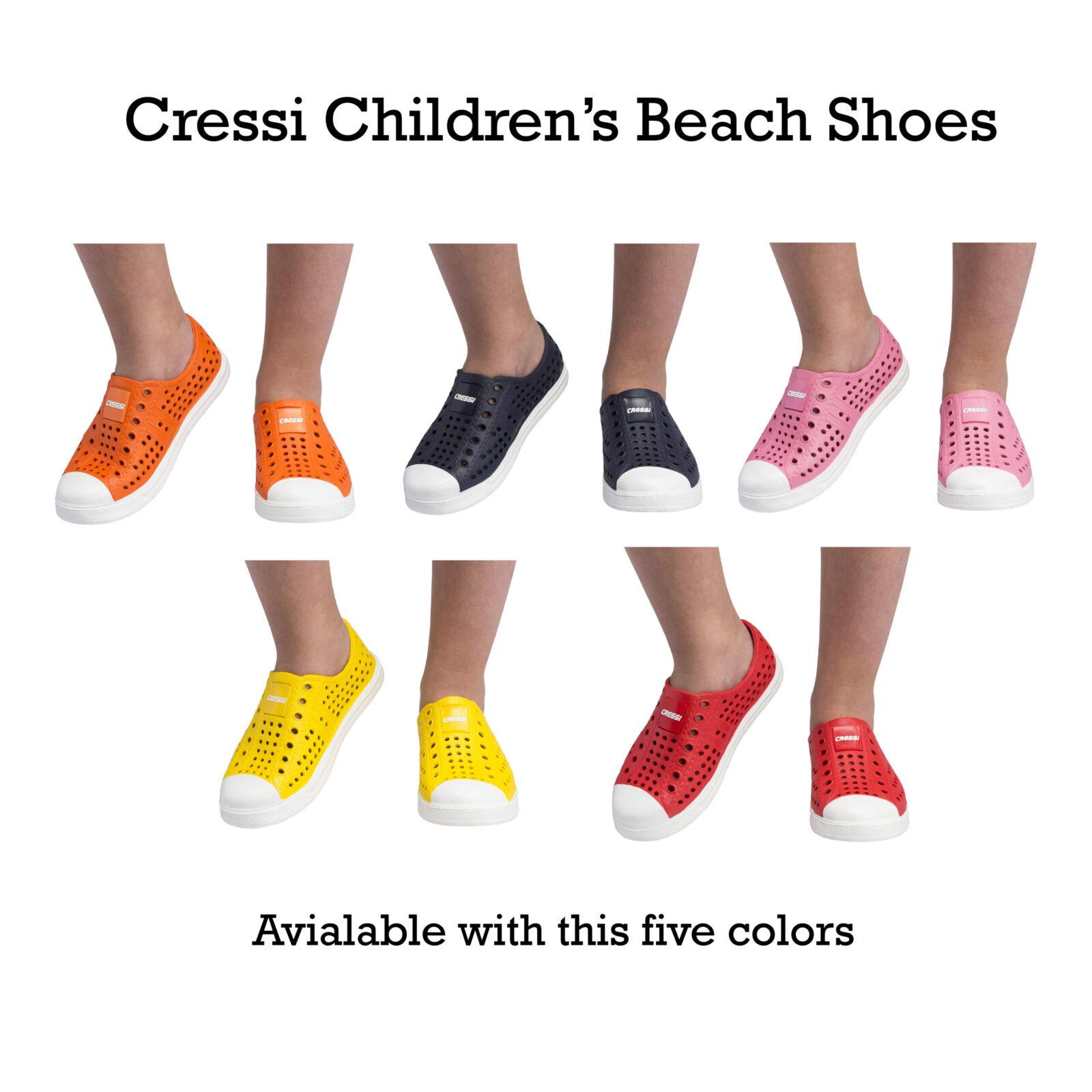 Children's Beach Shoes-01