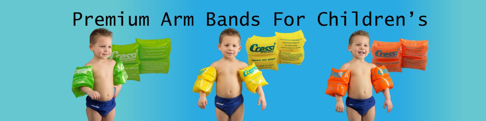 Premium Arm Bands For Children